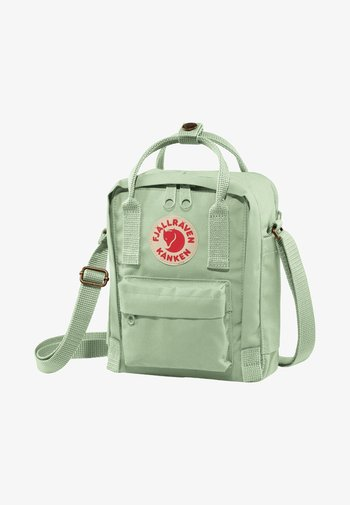Across body bag - mint green
