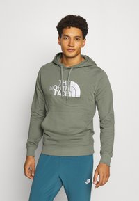 The North Face - MENS LIGHT DREW PEAK HOODIE - Jersey con capucha - agave green - 0