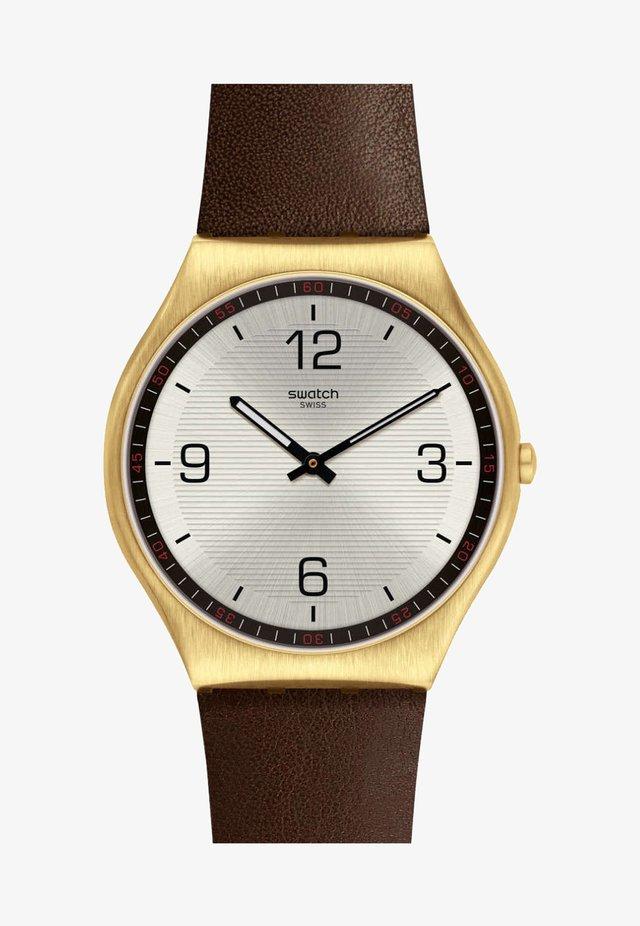 SKIN SUIT UNISEX - Watch - brown