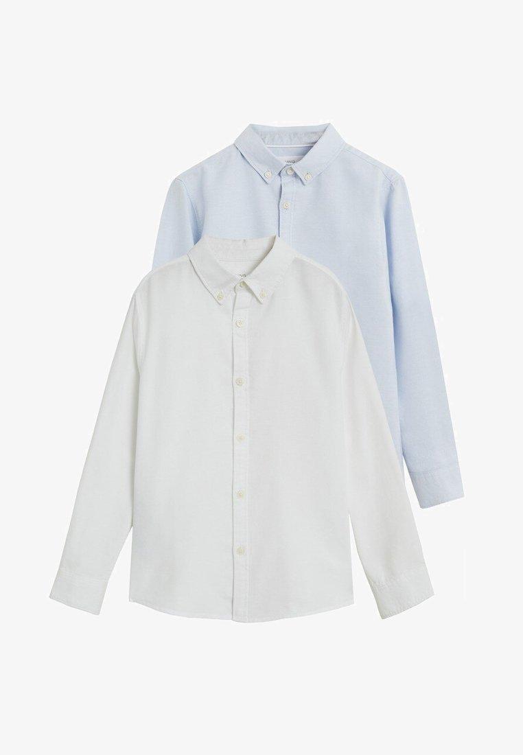 Mango - OXFORDP-I - Overhemd - white