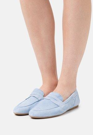 Slip-ons - soft bleu