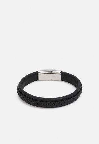 CLASP BRACELET - Bracelet - black
