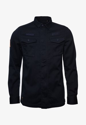 CORE MILITARY - Shirt - eclipse navy