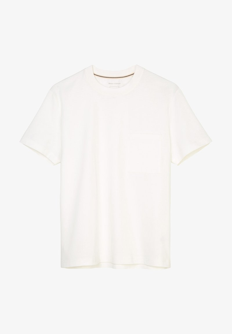 Marc O'Polo - Basic T-shirt - egg white