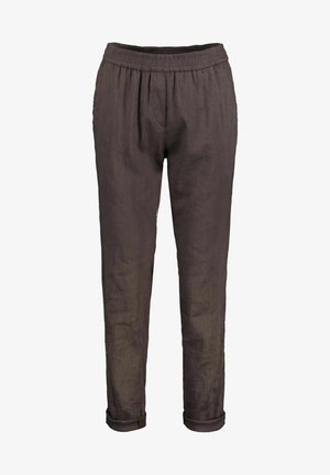 Tracksuit bottoms - braun