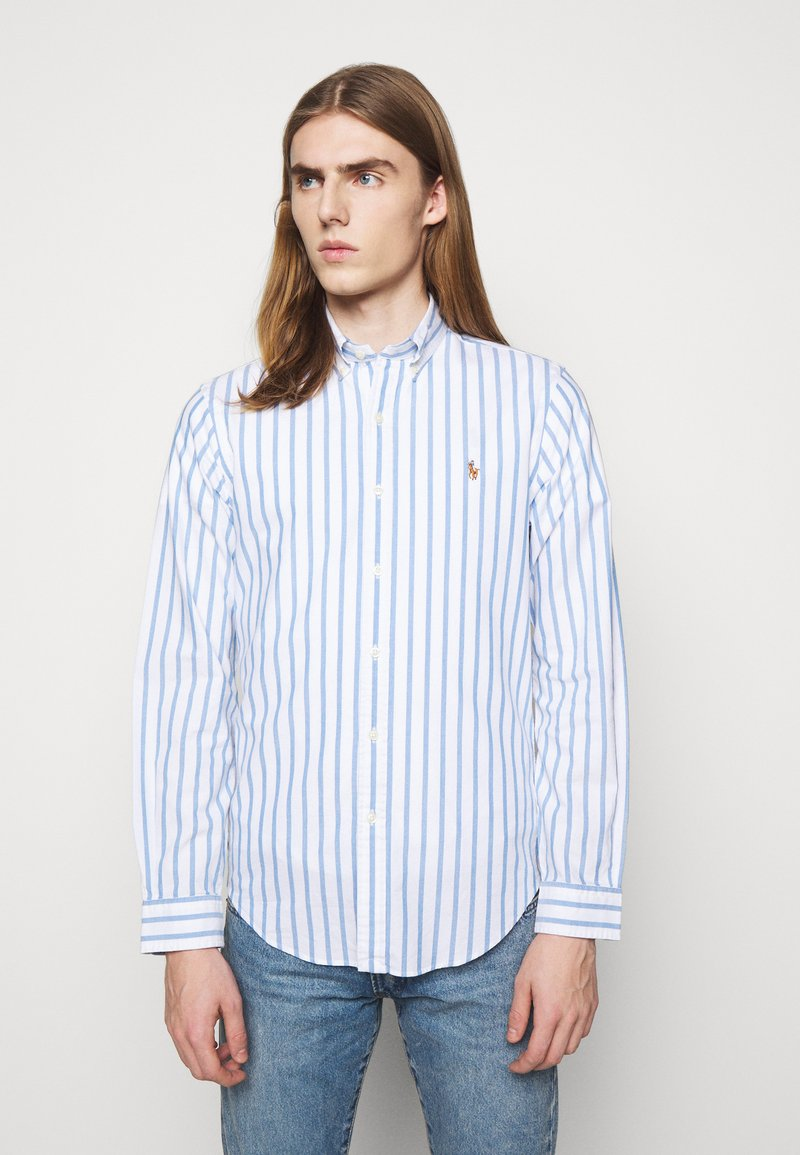 Polo Ralph Lauren - OXFORD - Chemise - blue/white