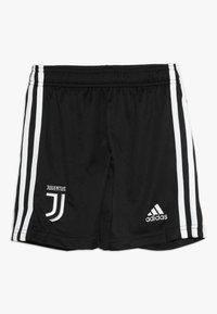 adidas Performance - JUVENTUS TURIN HOME - Sports shorts - black/white - 0
