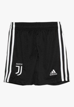 JUVENTUS TURIN HOME - Pantalón corto de deporte - black/white