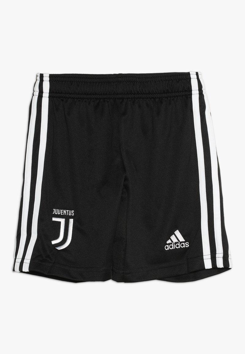 adidas Performance - JUVENTUS TURIN HOME - Sports shorts - black/white