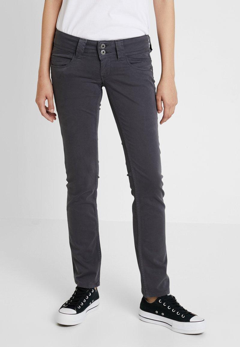 Pepe Jeans - VENUS - Trousers - granite