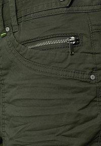 Cecil - Denim shorts - grün - 4