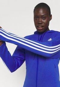 adidas Performance - ENERGIZE - Tuta - bold blue/white - 5