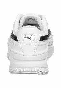 Puma - SCHUHE DEVA L W - Trainers - white- black - 3