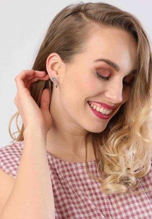 Earrings - zilver