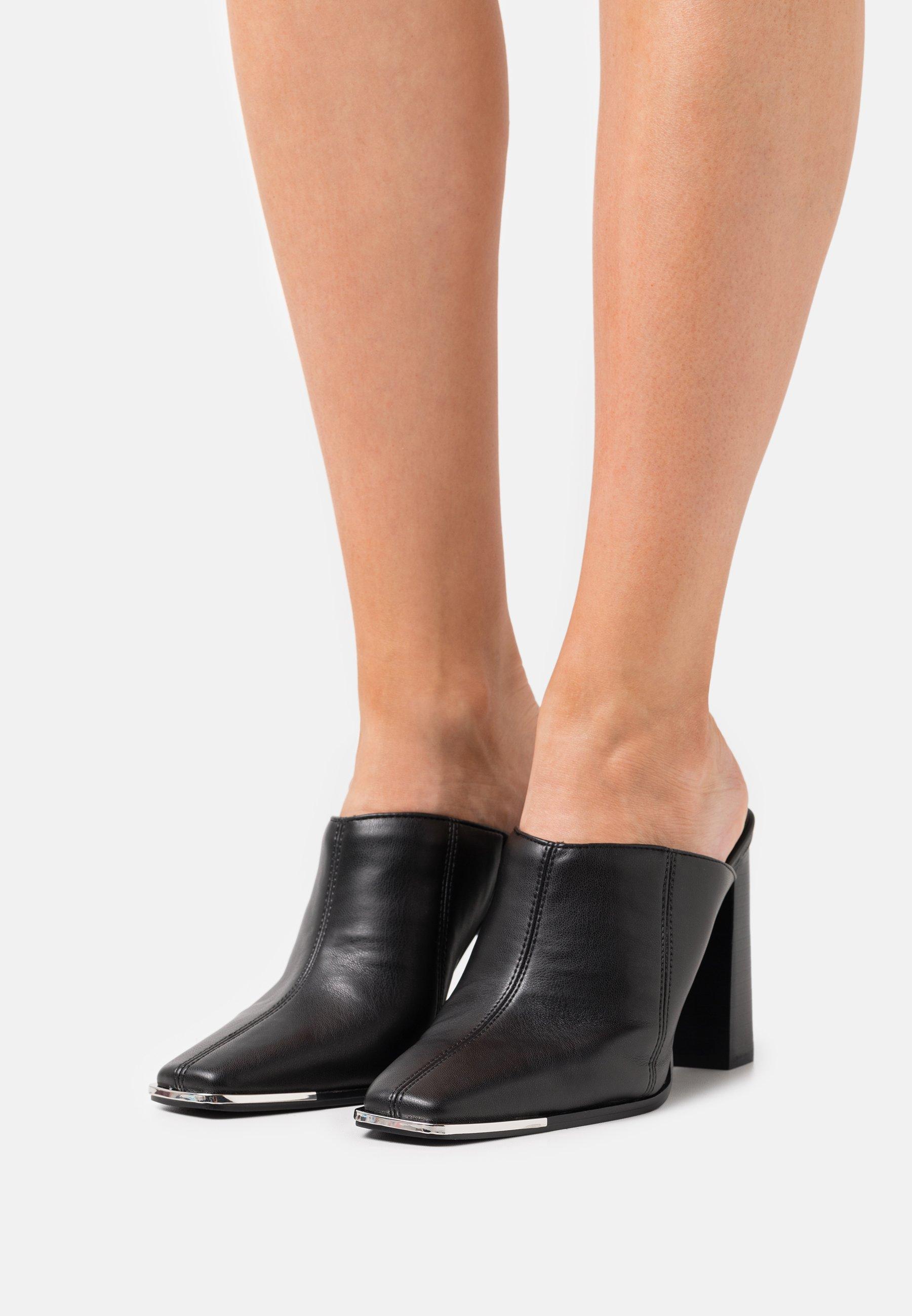 Women SADLER - Heeled mules