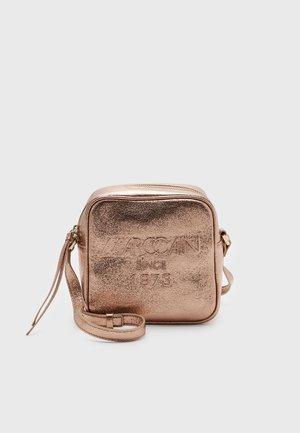 SHOULDER BAG - Across body bag - sandy beige