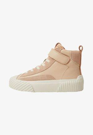 BASKETS - Sneakers hoog - rose clair