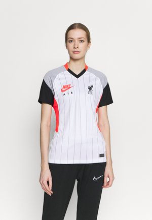 LIVERPOOL FC - Club wear - white/laser crimson/wolf grey/black