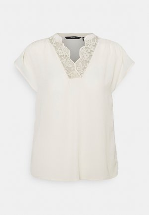 VMMAPLE - T-shirts med print - birch