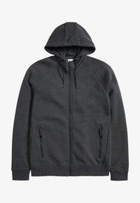 Next - Zip-up sweatshirt - dark grey - 3