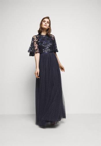 RIBBON BODICE DRESS - Vestido de fiesta - sapphire sky