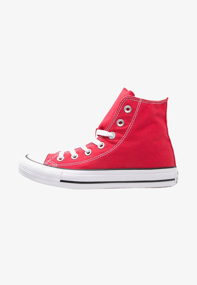 CHUCK TAYLOR ALL STAR HI  - Höga sneakers - red