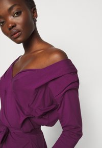 Vivienne Westwood - PANEGA DRESS - Jersey dress - purple - 4