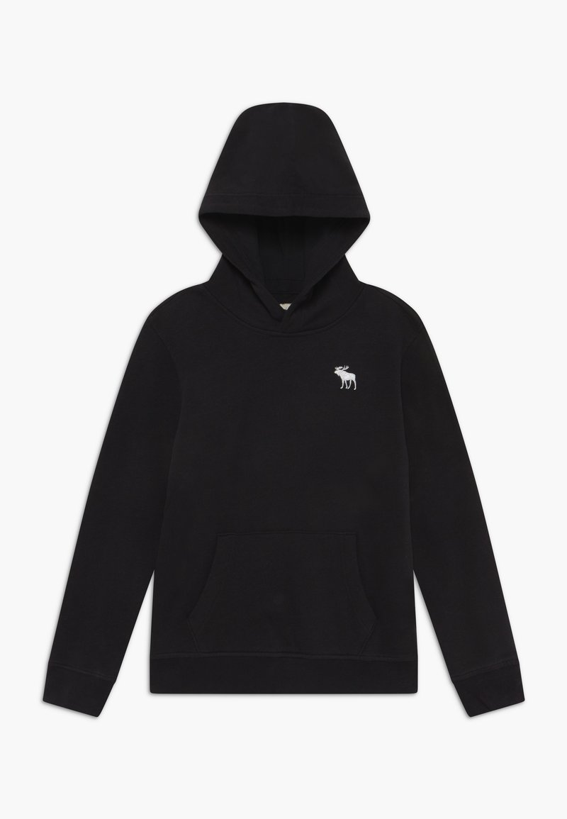 Abercrombie & Fitch - ICON - Hoodie - black