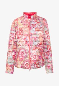 Barbara Lebek - Light jacket - paisley coral - 5