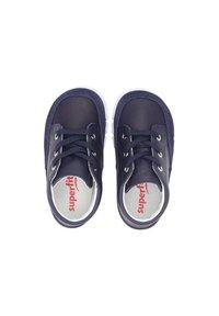 Superfit - FLEXY - Casual lace-ups - dark blue - 1