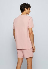 BOSS - Print T-shirt - open pink - 1