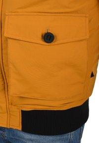 Solid - Winter jacket - sudan brown - 5