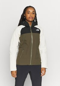 The North Face - STRATOS JACKET - Hardshell jacket - khaki - 0