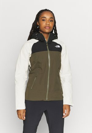 STRATOS JACKET - Outdoorjas - khaki