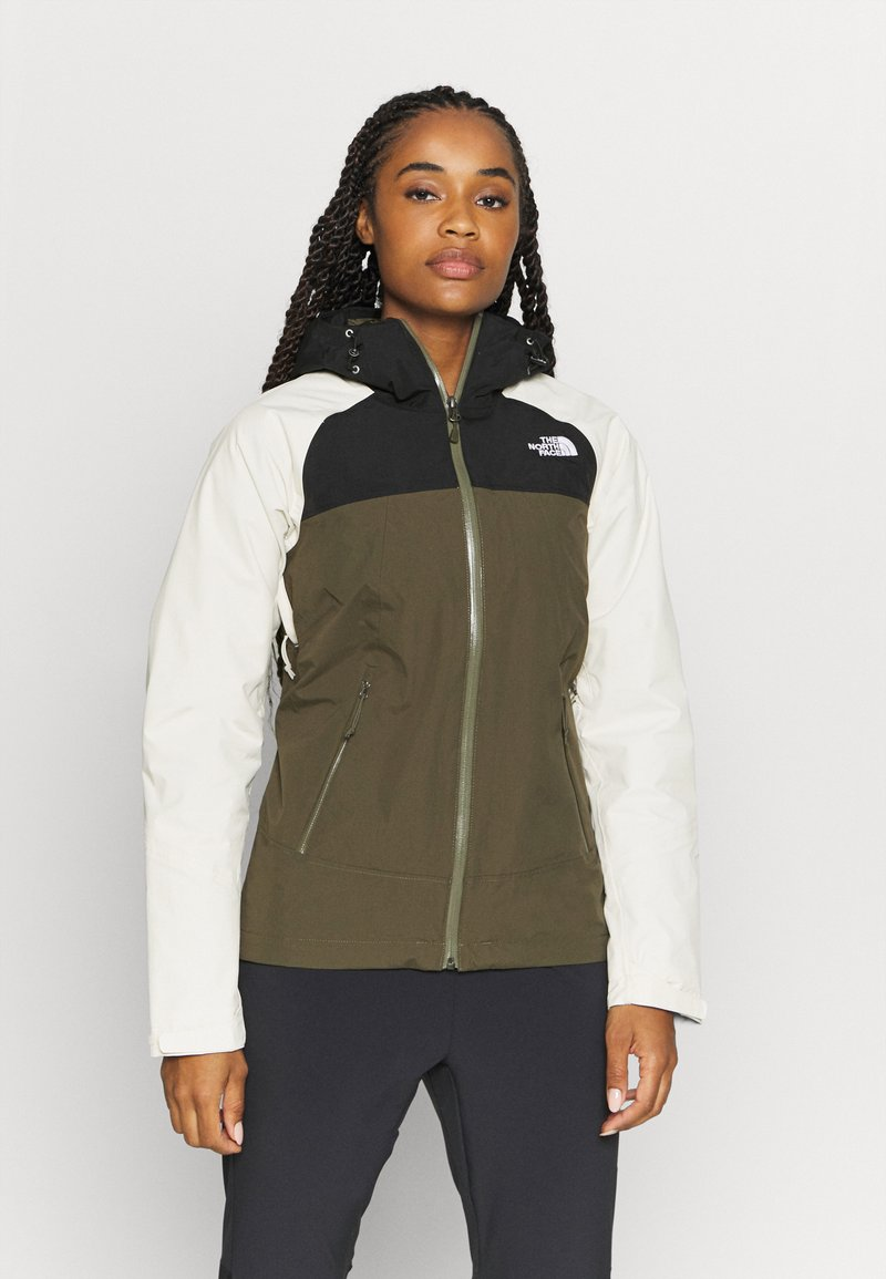 The North Face - STRATOS JACKET - Hardshell jacket - khaki
