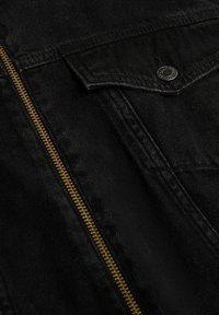 Violeta by Mango - BRITNEY - Denim dress - black denim - 5