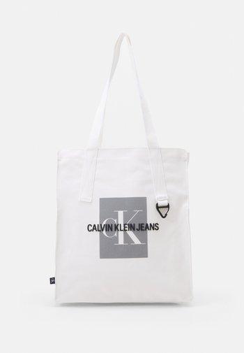 TOTE EXCLUSIVE UNISEX - Tote bag - white