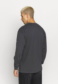 Edwin - IMPRINT - Long sleeved top - ebony - 2