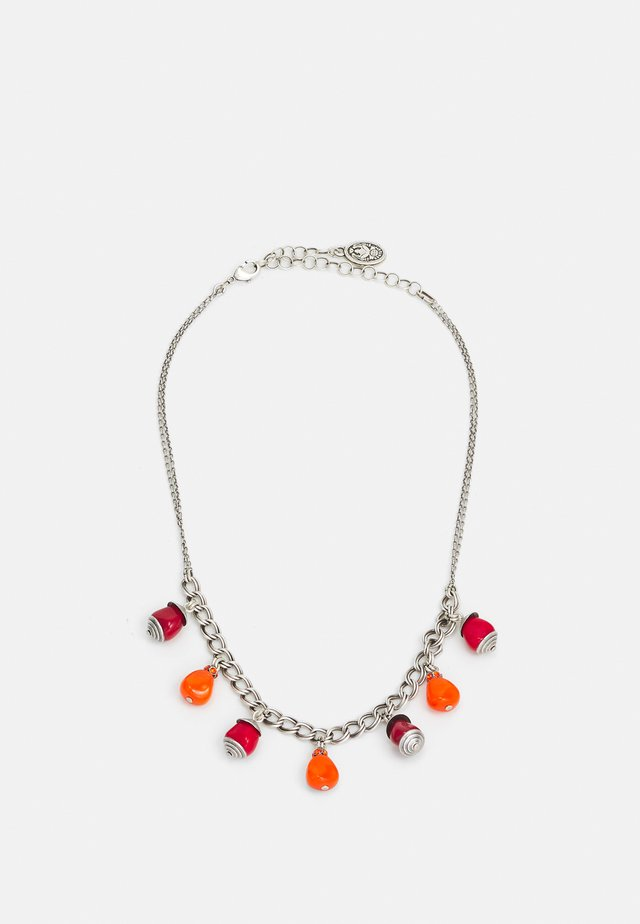 CANDYCAL - Halsband - red/orange