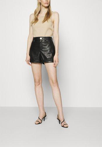 SIDNEY - Shorts - jet black