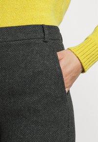 WEEKEND MaxMara - PANCONE - Trousers - dunkelgrau - 5