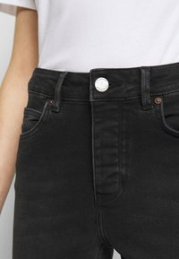 2nd Day - 2ND RIGGIS THINK TWICE - Straight leg jeans - black - 4