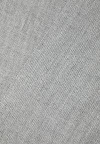 Vero Moda - VMSOLID LONG SCARF COLOR - Sjal / Tørklæder - light grey melange - 2