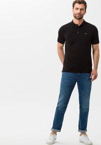 BRAX - STYLE PETE - Polo shirt - schwarz (15) - 1