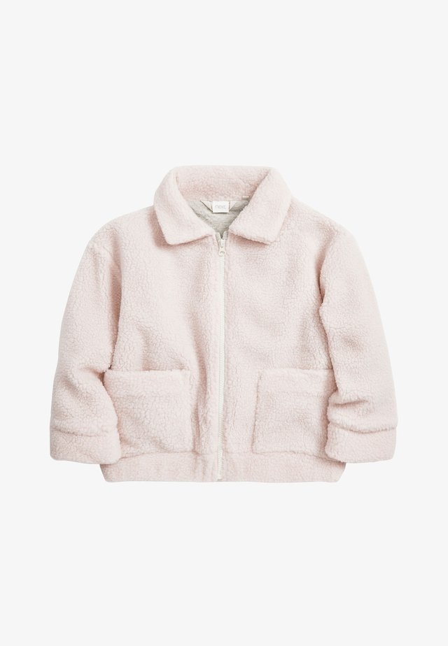 ECRU BORG - Forro polar - light pink