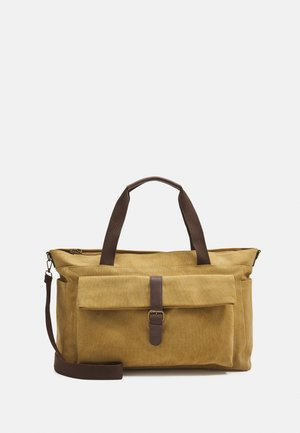 UNISEX - Weekend bag - brown