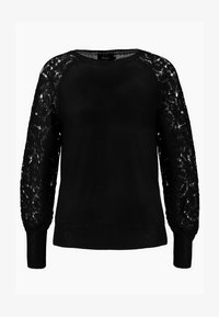 ONLY - ONLFLORA - Pullover - black - 4