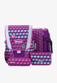Scout - SET 4 - School bag - victoria - 0