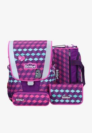 SET 4 - School bag - victoria
