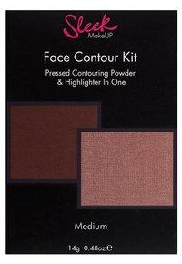 Sleek - FACE CONTOUR KIT - Face palette - medium - 1